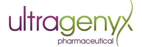 Logo Ultragenix